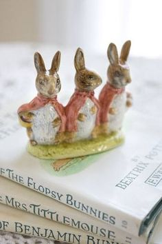 Beatrix Potter- I had the full collection! I still love Beatrix Potter stories. Happy Easter, Easter Bunny, I Love Books, My Books, Beatrix Potter Books, Somebunny Loves You, Beatrice Potter, Peter Rabbit And Friends, Here Comes Peter Cottontail