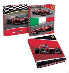 Segregator Ferrari Ring Binder   FERRARI HOME   Fbutik   Scuderia Ferrari Collection