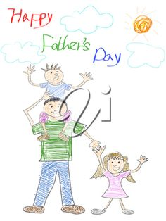 clipart fathers day images