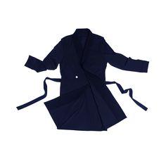 muun - The Robe // Fashion for all day, every day: A morning robe for day and night. Made of 100% organic cotton. // Mode für immer und jeden Tag: Ein Morgenmantel für Tag und Nacht. Hergestellt aus 100% biologisch-zertifizierter Baumwolle.