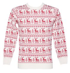 These days there are so many options of sweater available for us to feast our eyes on in the high street stores, in designer boutiques and online, which is good as this means there is a style to suit all tastes. Whether you prefer a classic jumper emblazoned with a novelty Christmas design