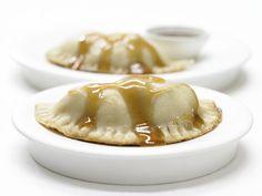Gefüllte chinesische Teigtaschen - mit scharfer Zwetschgensauce - smarter - Kalorien: 359 Kcal - Zeit: 1 Std. 30 Min. | eatsmarter.de Chinesich bedeutet nicht immer Lieferservice und fettiges Essen.