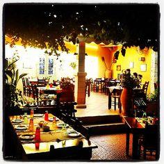 An evening at Alana Restaurant.. http://blog.alana-restaurant.gr/