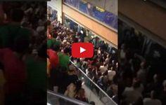 Echan a patadas a fiscales del SUNDDE del City Market en Sabana Grande  http://www.facebook.com/pages/p/584631925064466