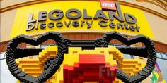 Legoland Discovery Center Hafta İçi Giriş Bileti - Fırsat Me Chicago Attractions, Stuff To Do, Things To Do, Legoland Florida, Grilling Gifts, Indoor Activities, School Holidays, Days Out, Some Fun