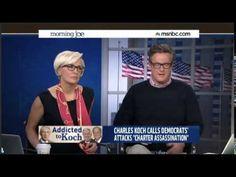 MSNBC Host Calls Harry Reid A Liar - YouTube