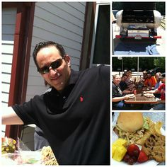 We had a great BBQ today! We love getting to boost employees and have some fun.