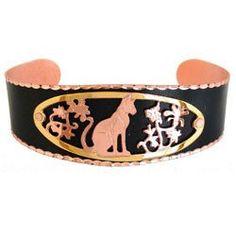 Cat Cut-out Bracelet