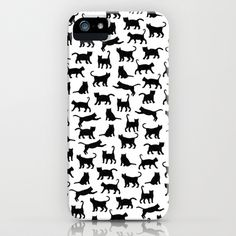 Le petits chats iPhone & iPod Case by Marcelo Romero - $35.00