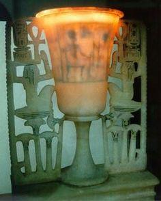 Light from the Tomb of Tutankhamun