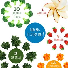 How Big Is a Serving?   Earthbound Farm Organic