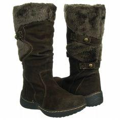 "Bare Traps ""Ellavey"" dark brown boots. #winterboots"