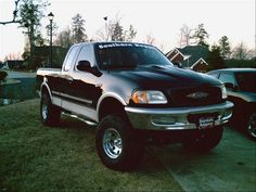 Ford F150 Extended Cab 97-03