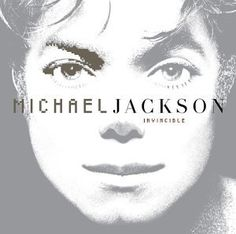 Michael Jackson - Invincible Album Cover