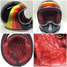 Home - Hell Mutt's Custom Motorcycle & Snowmobile Helmet Lining & Design