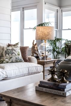 Our latest style inspiration has been drawn on upon from all corners of the globe. An eclectic collection set against a classic colour palette of white and tan; Classic Home Decor, Easy Home Decor, Eclectic Decor, Cool Ideas, My Living Room, The Hamptons, Living Room Designs, Decoration, Home Accessories