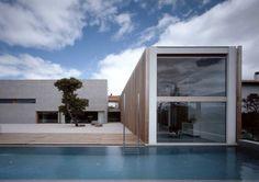 HOUSE CI By: CHAPEL VALLEJO ARCHITECTS - addtiva.com