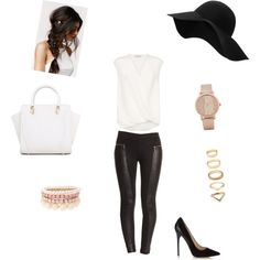 FASHION by paty-polyvore on Polyvore featuring 3.1 Phillip Lim, Jimmy Choo, Lipsy, ALDO, Forever 21, MANGO and With Love From CA