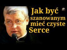 Ks Pawlukiewicz : Jak byc szanowanym i czystym w sercu Film, Youtube, Movie Posters, Movies, Bible, Thinking About You, Catholic, Movie, Film Stock