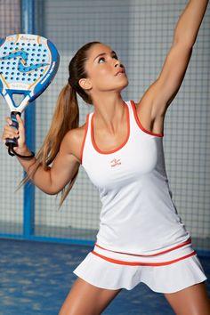 Resultado de imagen para best Women's paddle tennis clothes