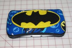 Batman Superhero Covered Baby Wipes Case Baby by Sweetstylesstore, $8.00