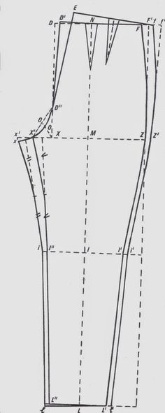 Membuat celana akan terasa mudah kalau anda tau kuncinya, kunci itu sendiri terdiri dari rumus untuk menentukan ukuran, karena pola bagian d...