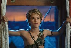 Cutest Peter Pan ever!!  Jeremy Sumpter