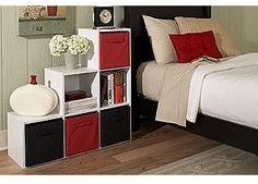 Essential Home 6 Cube Step Storage only $29.99 #Dealsplus