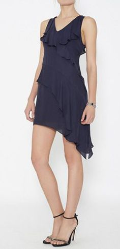 Richard Chai Love Navy Dress
