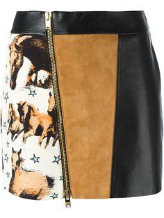 パネルデザイン ミニスカート | レディース - スカート - ミニ | 海外通販ならLASO(ラソ)