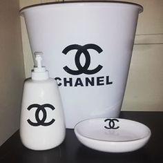 Wonderful Coco Chanel Bathroom Accessories   Google Search