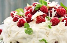 ... on Pinterest | Raspberries, Raspberry Recipes and Raspberry Mousse