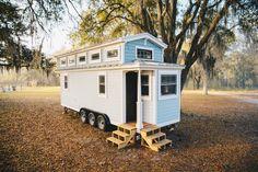 Meet Tiffany, The Tiny House