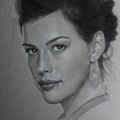 Repost from @maas.art  From the sketchbook today - a #tbt - one of my favourites in my celebrity sketch series - the amazing @misslivalittle (liv tyler). Everything came together on this sketch - light tone and Liv's delicate features - that make it still one of my faves.  #art #draw #drawing #sketch #sketching #livtyler #misslivalittle #steventyler @iamstevent #love #maasart #fanart #fineart via http://instagram.com/zbynekkysela
