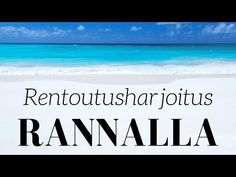 Meditaatio- ja rentoutusharjoitus (30 min), rentoutus, rentoutuminen, rauhoittavaa musiikkia - YouTube Sensory Activities, Meditation, Cinema, Mindfulness, Nature, Youtube, Kids, Young Children, Movies
