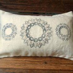 Lad Bordadoras. Free trade company in costa rica. Beautiful embroidery Bed Pillows, Cushions, Jobs For Women, Sewing Stores, Pillow Cases, Embroidery, Costa Rica, Free, Beautiful