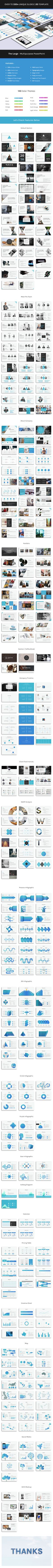 The Large - Multipurpose PowerPoint Template