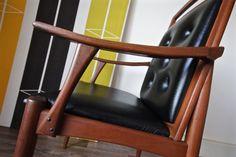 Retro arm chair