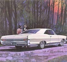 The 1965 Pontiac Parisienne - https://www.facebook.com/photo.php?fbid=10151046933492465=a.10150602940847465.334644.360274142464=1