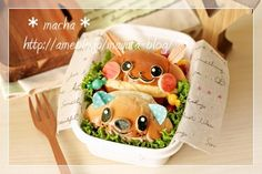 Pokemon roll sandwich bento