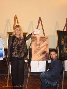 """Comunicato Stampa: """"Spoleto incontra Venezia"""":  L'Arte pittorica di Antonio Santucci"""