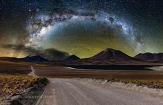 Atacama Desert This is the Atacama Desert in Chile. Amazing landscape and the most incredible night sky in the world! Camera: Canon EOS 6D Join the Milky Way Group http://ift.tt/2sf2DTT and share your Milky Way creations or findings with the world! Image credit: http://ift.tt/2xWtc1p Don't forget to like the page or subscribe for more Milky Imagery! #MilkyWay #Galaxy #Stars #Nightscape #Astrophotography #Astronomy