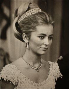 Paola, Queen of the Belgians (Aug 1968)