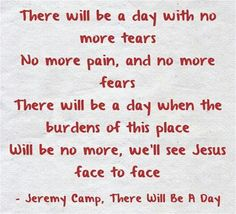 Words to Uplift ~ Jeremy Camp Christian Music Quotes, Christian Song Lyrics, Christian Singers, Christian Love, Jeremy Camp, Contemporary Christian Music, Then Sings My Soul, Power Of Prayer, Praise And Worship