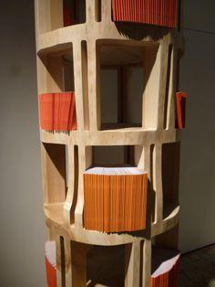 RIVA 1920 | Products | Bookshelves | Torre Lignea