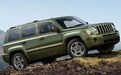 Jeep Patriot Sw Car