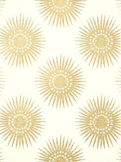 Bahia Cream wallpaper by Thibaut