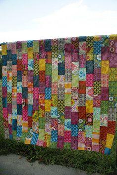 73 Best Quilts Brick Pattern Images Quilts Quilt