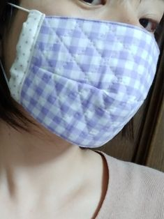 Mouth Mask Fashion, Sewing Crafts, Diy Crafts, Baby Sewing, Diy Face Mask, Sewing Patterns, Projects To Try, Creative, How To Make