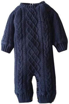 f9d634f8e95b7 ZOEREA Toddler Infant Newborn Baby Romper Christmas Sweater Velvet Knitted  Beige